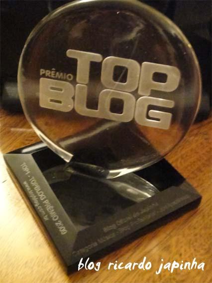trofeu blogdojapinha